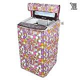 E-Retailer Purple Square Design Top Load...
