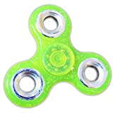#7: WOBBOX Fidget Spinner Luminous High Speed Fluorescent Green