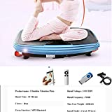 BU-KO Vibration Plate - Super Powerful Upgraded 2500w Motor - Crazy Fit Whole Body Vibration...