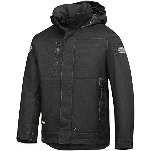 Impermeabile giacca invernale, Nero, 11780404003