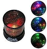 Topgoods NEU Sternen Projektor mit 3 Leuchtprogrammen Nachtlampe Nachtlicht Sterne