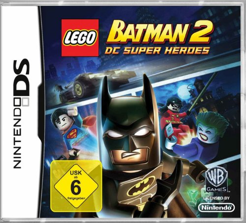 Lego Batman 2 - DC Super Heroes [Software Pyramide] - [Nintendo DS]