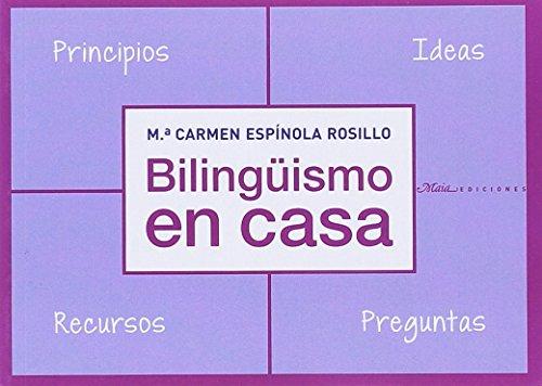Bilingüismo en casa (Verba Volant)