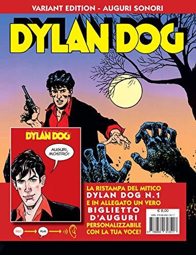 Dylan Dog. L'alba dei morti viventi. Ediz. variant auguri sonori. Con gadget: 1