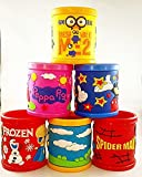 Gifts OnlineTM Set Of 6 Kids Favourite C...