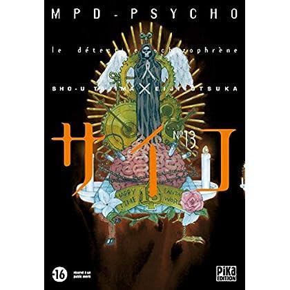 MPD Psycho T13: Le détective schizophrène
