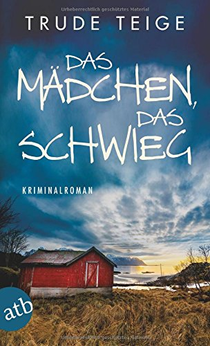 Buchseite und Rezensionen zu 'Das Mädchen, das schwieg: Kriminalroman' von Trude Teige