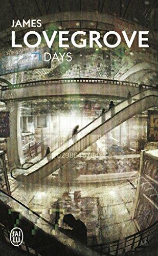 Days par James Lovegrove