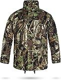 Jagdjacke Hunter Pro Funktionsjacke mit Kapuze im Hunting Camo Style Größe XXL
