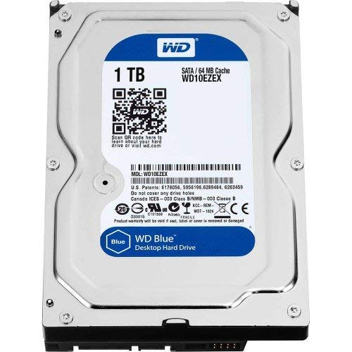 Western Digital WD10EZEX Caviar Blue 1000 GB interne