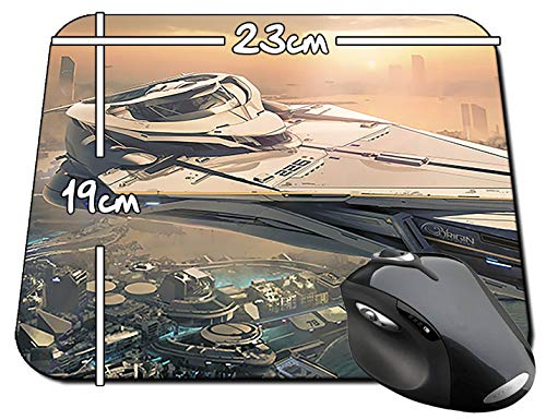 Star Citizen Spaceship Tappetino Per Mouse Mousepad PC
