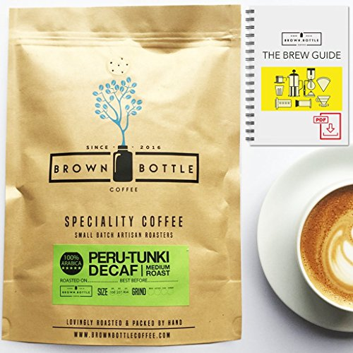 Decaffeinated-Coffee-Beans-or-Ground-Decaf-Coffee-From-Peru-Available-As-Espresso-Filter-French-Press-Cafetiere-Aeropress-Grind-Italian-Moka-Pot-Bialetti-or-Whole-Beans-Speciality-Arabica-Certified-Or