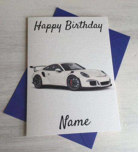 sports-car-white-porsche-personalised-premium-ivory-birthday-card