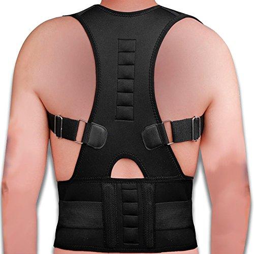 Faja postural correctora de espalda (Unisex)