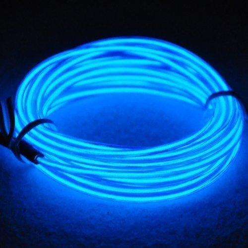 Tira de Luces 15ft LED Neon de colores,Mangueras Flexibles YiYunTE Iluminación de...