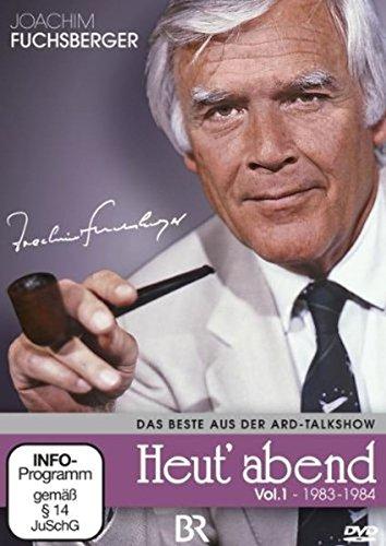 Joachim Fuchsberger: Heut' abend, Vol. 1, 1983-1984 – Das Beste aus der ARD-Talkshow (4 DVDs)
