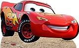 Pappaufsteller Lightning Mc Queen - Cars Standup Figur Kinoaufsteller Pappfigur Cardboard Lebensgroß Life-Size Standup