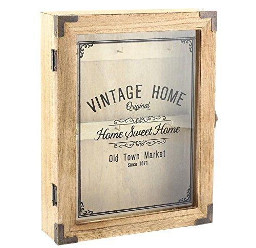 Chic Shabby & Key Case-Box portachiavi, serie Vintage Home, lp741