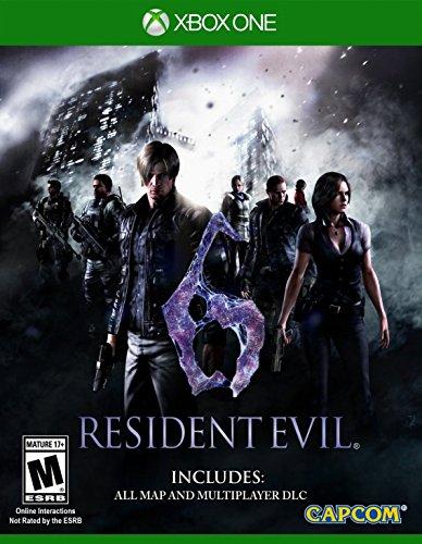 Resident Evil 6 HD [Importación Inglesa]