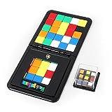 WARMWORD Juguete cubo mágico especial,Rubik's Cube Battle Color Cubos de juego de escritorio de Rubik's Cube. (Negro, Contiene:4pc)