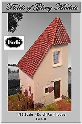 Maßstab 1/35–Dutch Farmhouse–Diorama Kit von FoG models