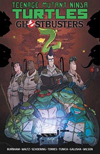 Teenage Mutant Ninja Turtles/Ghostbusters, Vol. 2 (TMNT/Ghostbusters, Band 2)