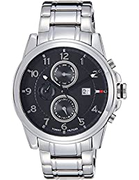 Tommy Hilfiger Chronograph Black Dial Men's Watch - NTH1710296J