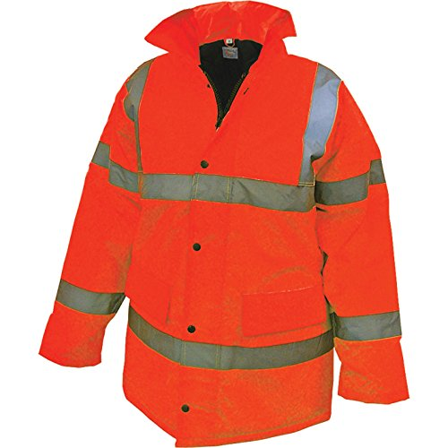 Scan High Vis Bomber Jacket Orange XL 46 - 48