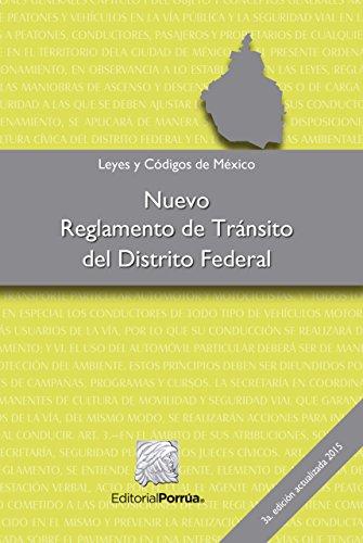 Nuevo Reglamento de Tránsito del Distrito Federal por Silvia Pinal