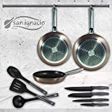 San Ignacio - Set di padelle Pixel Pro Set da cucina Kitchen Pro