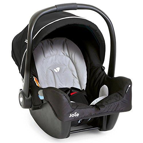 Joie Gemm–Autositz, Gruppe 0+, Farbe universal Black
