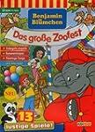 Benjamin Blümchen, Das große Zoofest,...