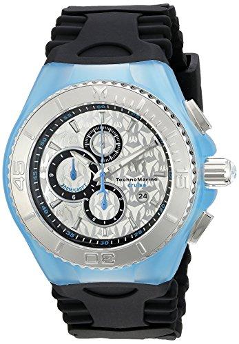 technomarine-tm-115192-orologio-da-polso-display-cronografo-donna-bracciale-silicone-nero