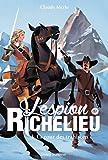 L'espion de Richelieu v.3, La cour des trahisons