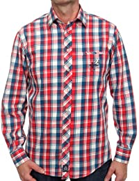 CASAMODA Herren Freizeithemd Comfort Fit 431800000/