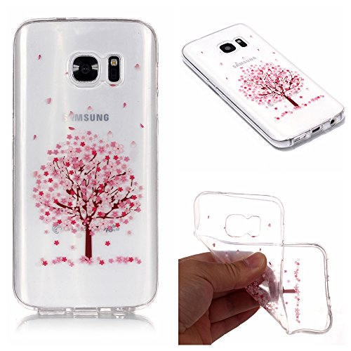 Sycode Galaxy S7 Silicone Coque,...