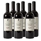 Südtiroler Lagrein Dunkel Rotwein Südtirol Italien DOC 2015 trocken (6x 0.75 l)