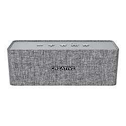 Creative NUNO Bluetooth Wireless Speaker (Grey)