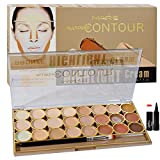 Best Cream Contours - Mars All Rpund Contour Bronze Highlight Cream Palette Review
