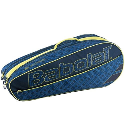 Babolat Racket Holder X6 Classic Club Schlägertaschen, blau, One Size -