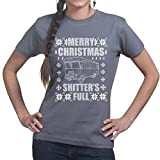 Griswold Vacation Shitters Full Christmas Funny T shirt
