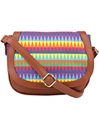 All Things Sundar Women Sling Bag / Cross Body Bag - S01 - 73