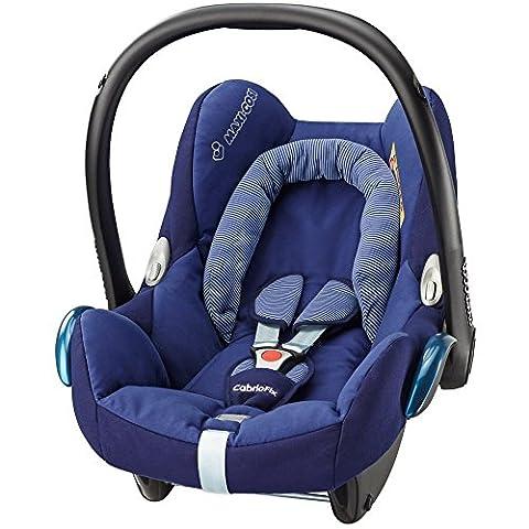 Maxi Cosi 61708970 Cabriofix Babyschale Gruppe 0+ (0-13 kg), mit Isofix, blau