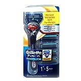 5 Gillette Fusion ProGlide Rasierklingen