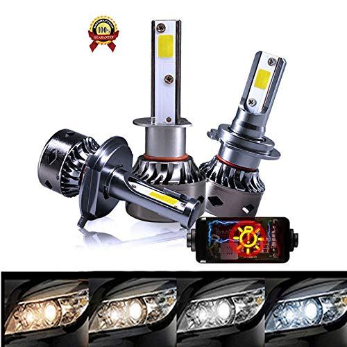 h7 led Mini CANBUS Per passat B6 H4 12V H11 H1 H8 H9 6000K Lampadina 12000LM Luce Faro per auto lampada 9005 HB3 9006 Lampada HB4
