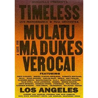 Mocilla presents Timeless ft Mulatu Asatke,Arthur Verocai,J Dilla [DVD] [NTSC]