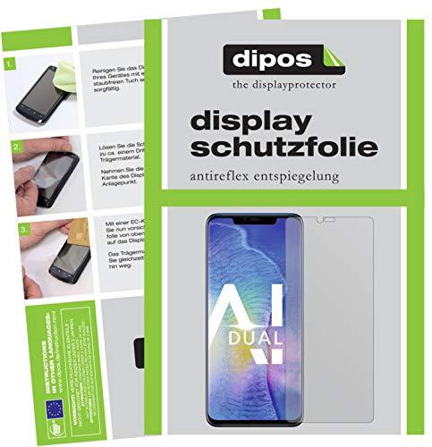Protetor de Tela Huawei Mate 20 PRO - Película de Proteção Anti-Brilho 6X
