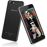 Móviles y Smartphones Libres - Blackview A7 Moviles Libres 3G Android 7,0 Smartphone ,5.0 Pantalla HD IPS , Moviles Dual Sim ,Dual Cámara Trasera 5MP+ 2MP,1.3GHz Quad Core 1 GB RAM 8 GB ROM - Negro