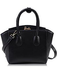 Barbie BBFB153 Bolso de Mano Bolera Bolso Bandolera Bolso de Sonrisa de Color Puro