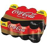 Coca-Cola Zero Zero refresco sin azúcar sin Cafeína - Lata 330 ml (Pack de 12)